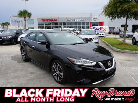 Pre-Owned 2019 Nissan Maxima 3.5 SL FWD 4D Sedan